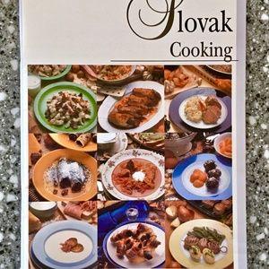 SLOVAK COOKING Cookbook